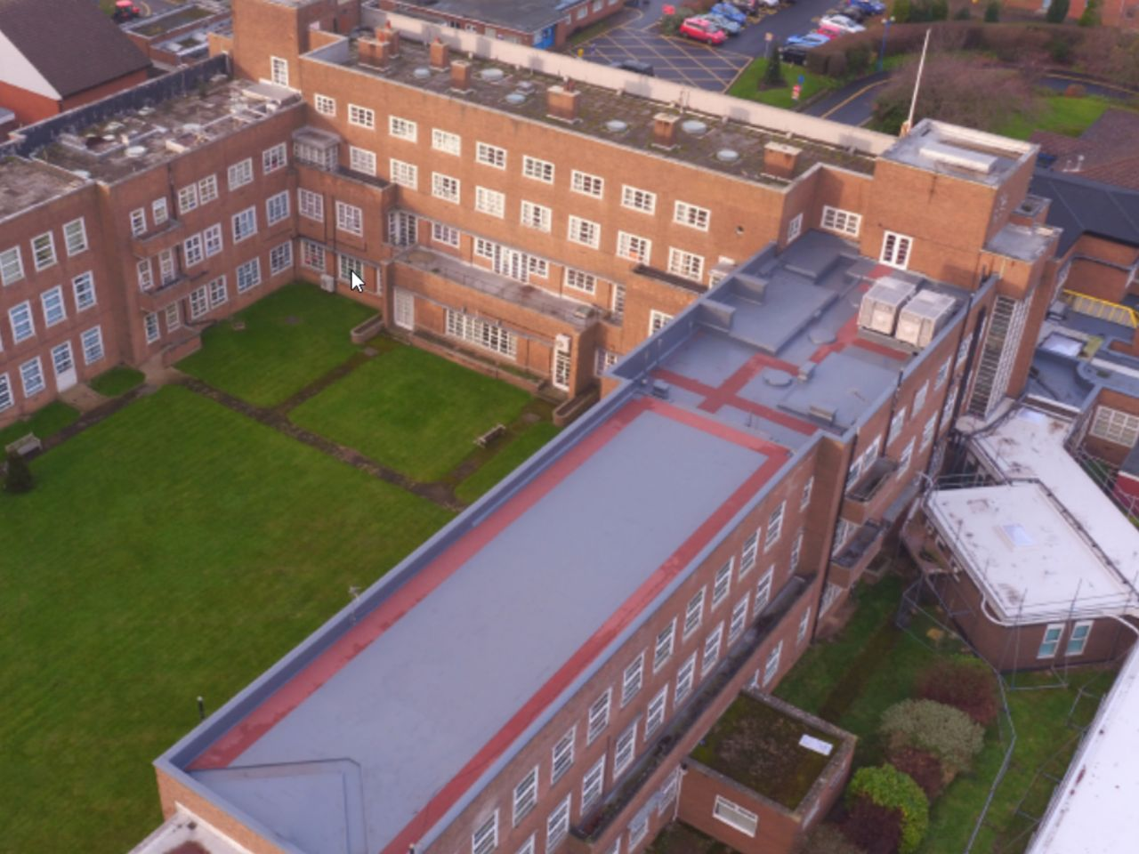 Cold applied roofing membranes
