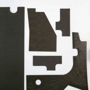 Custom die cut monolayer SikaDamp material