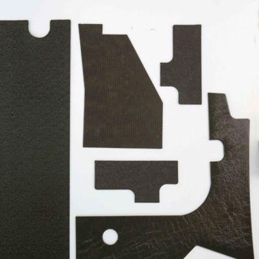 Custom die cut monolayer SikaDamp material