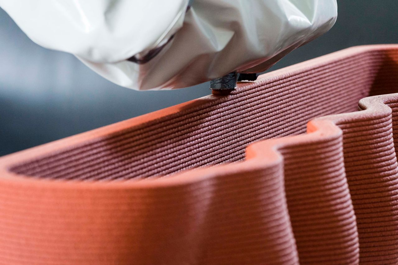 Sika Solutions for 3D Concrete Printing