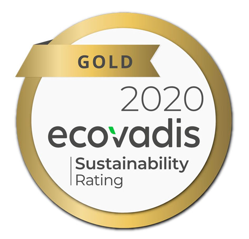 Sika osvaja zlatnu EcoVadis medalju