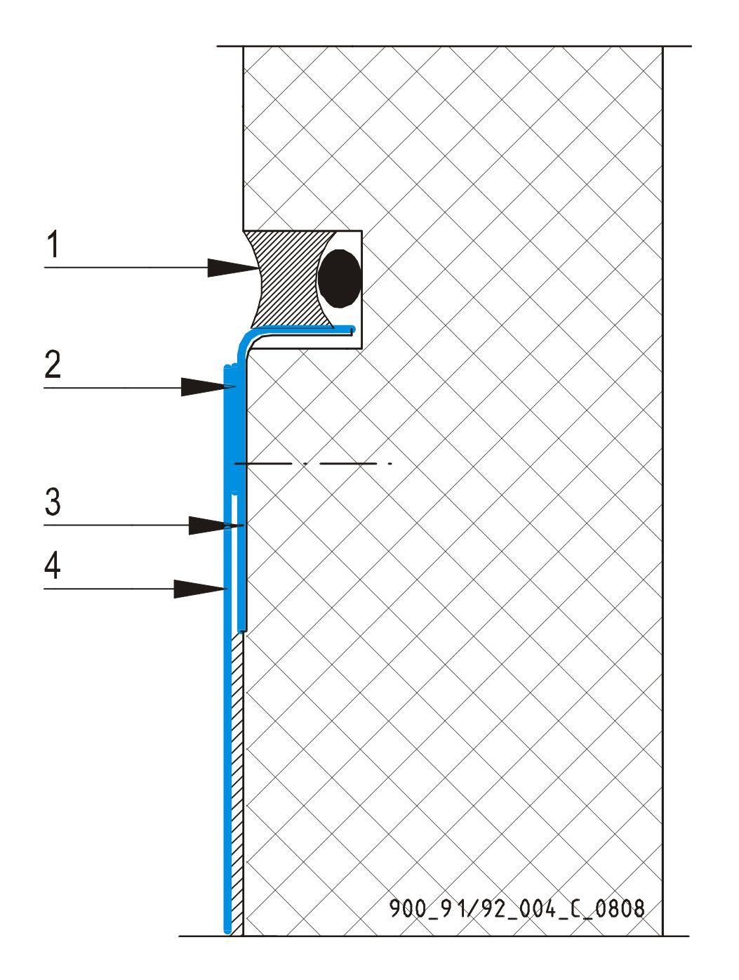 CAD Detalji - osnovni principi - završetak na zarezu