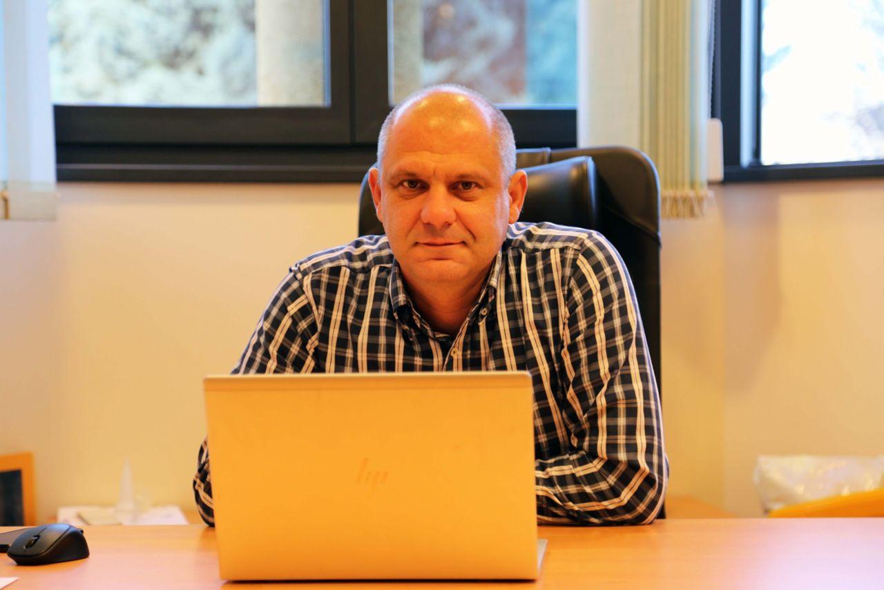 Anđelko Šereg - Prodajno tehnički savjetnik za ETICS sustave