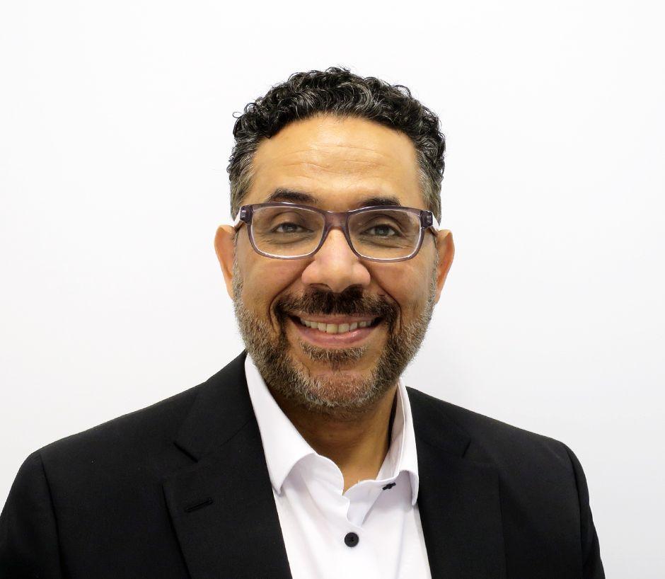 Hossam Abdel Razak vp concrete
