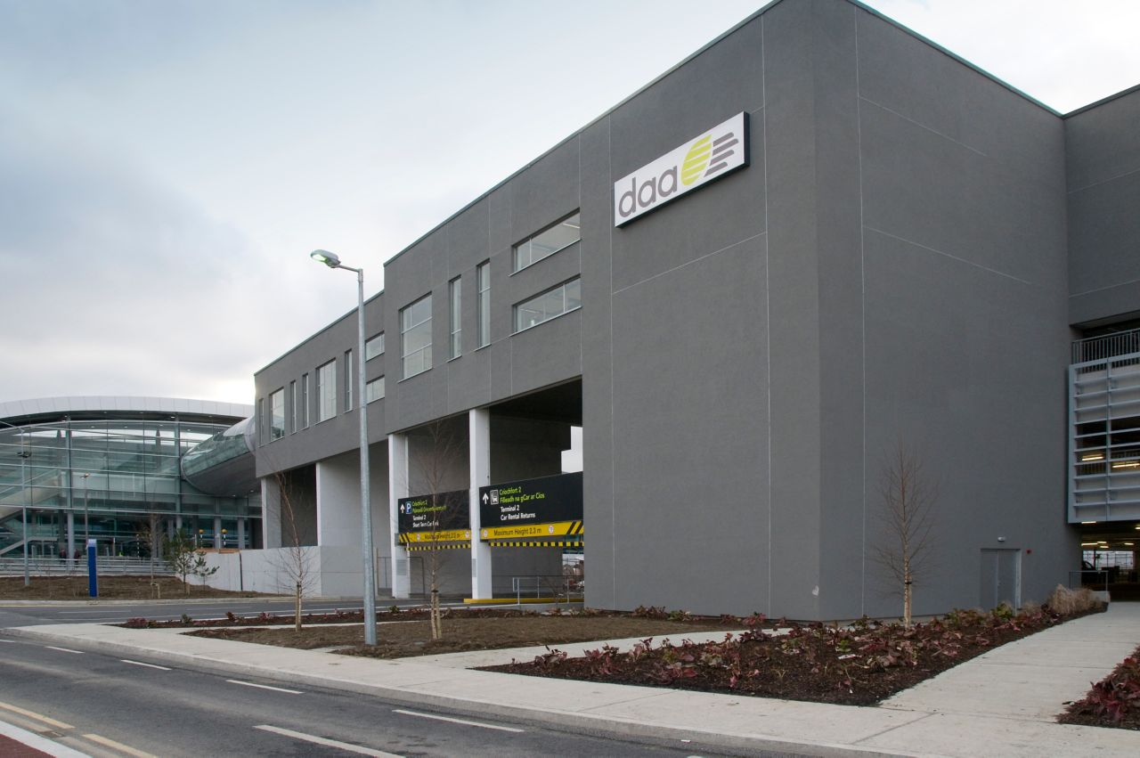 Car Park Dublin Terminal