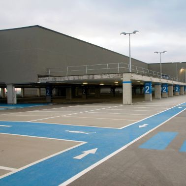 IE-Car Park-Dublin Terminal 2