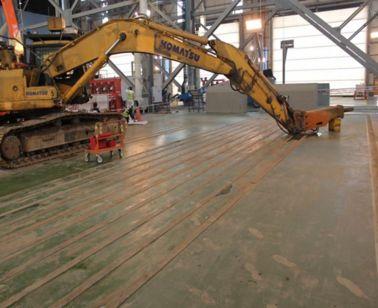 Concrete-Abrasion Resistant
