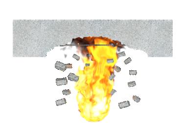 Concrete-Fire Protection