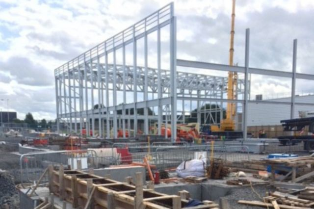 IE-Corrosion and Fire Protection-Logistic Center, Limerick