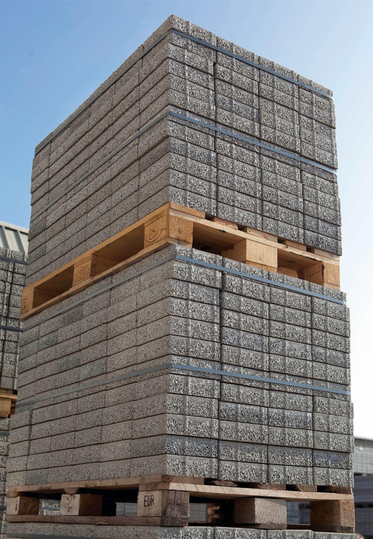 Dry Precast Concrete