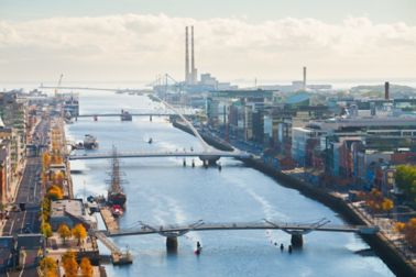 IE-Dublin Sky View