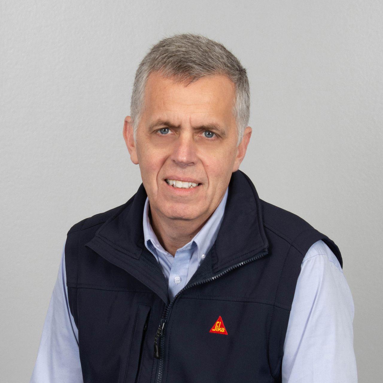 David Fitzpatrick, Target Market Manager - Industry, Sealing and Bonding, Sika Ireland