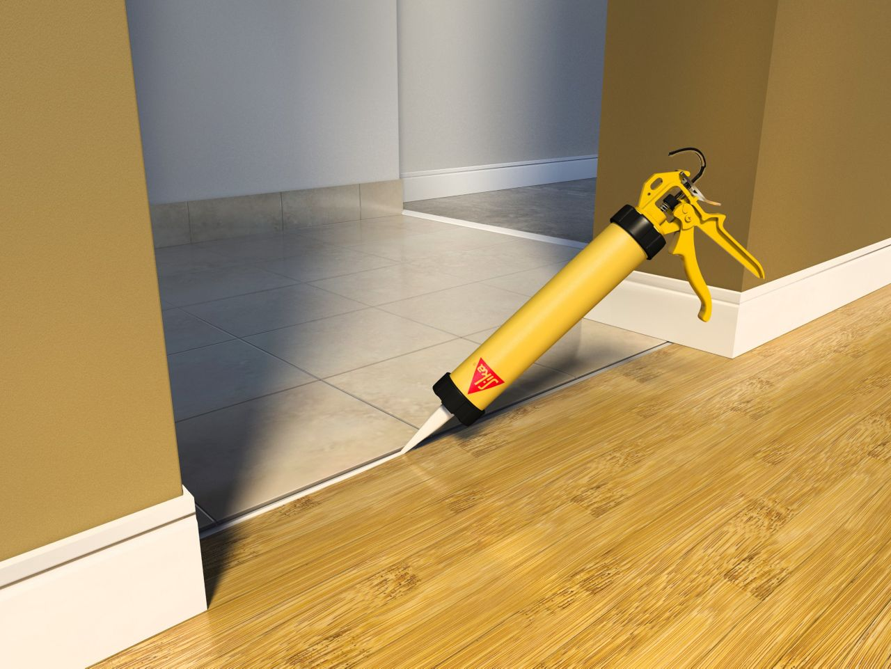 Make it Pro Seal Floor Joints