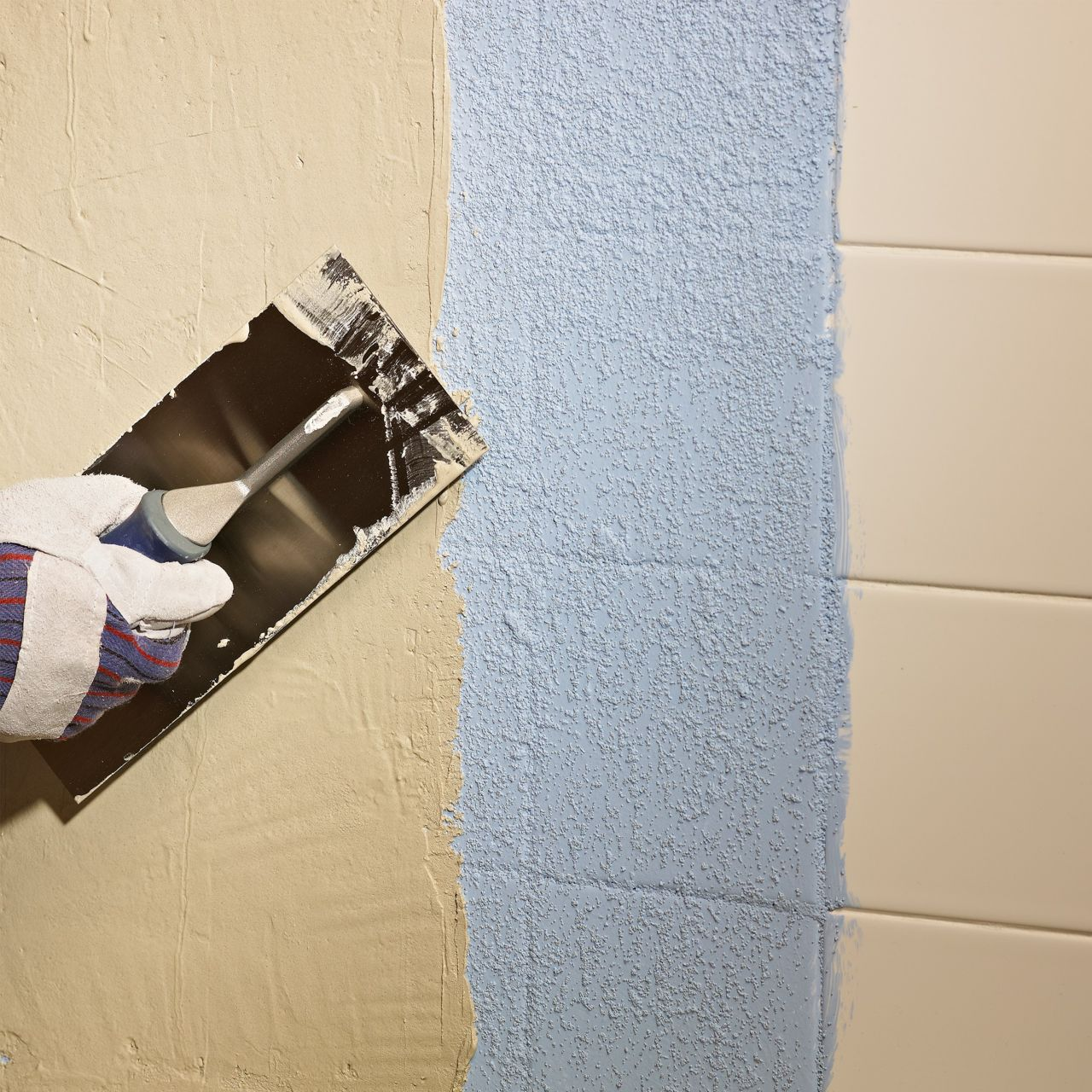 Make it Pro Plastering Bathroom