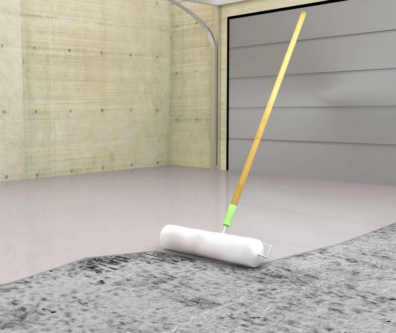 Make it Pro Dustproof Garage Floor
