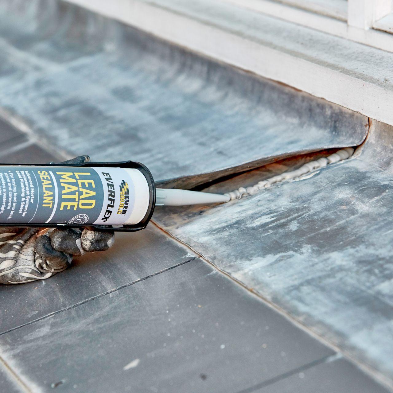 Make it pro lead work roof
