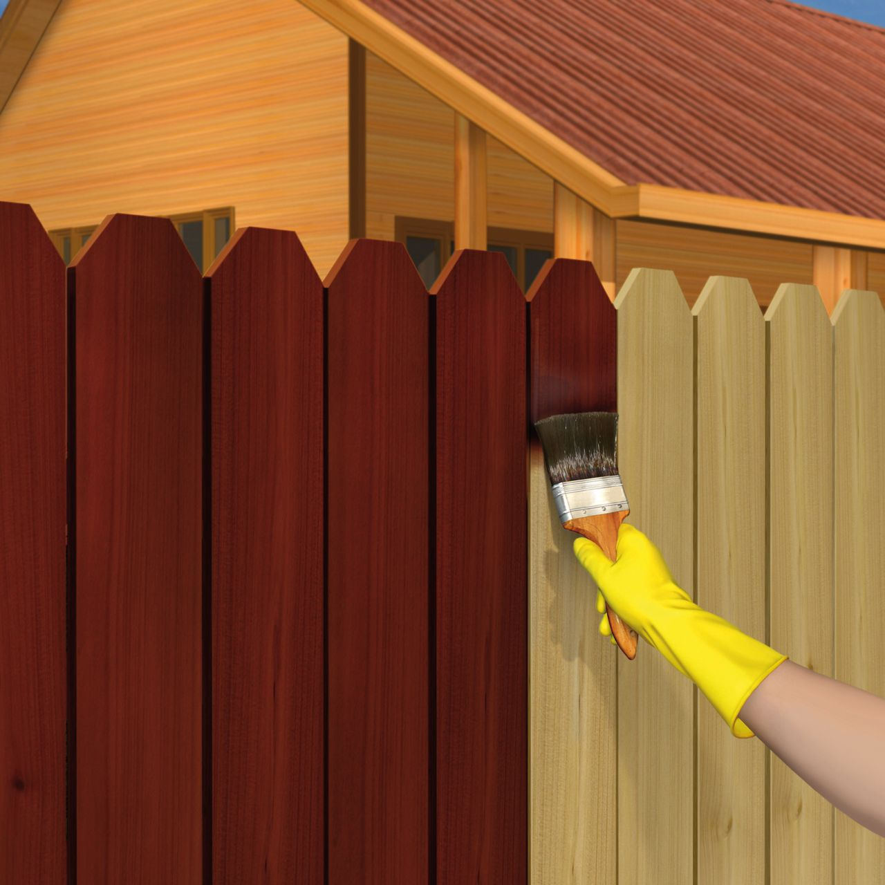 Make it pro treat and protect wood