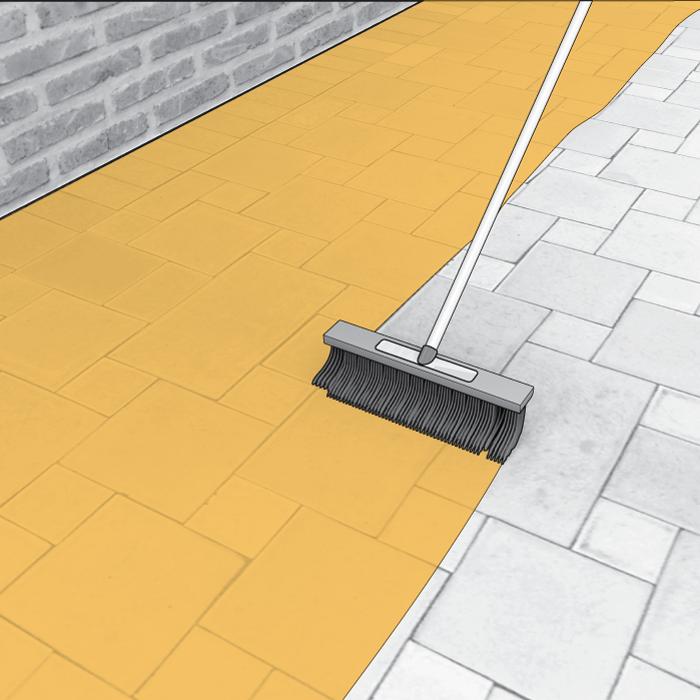 Make it pro seal path and brick