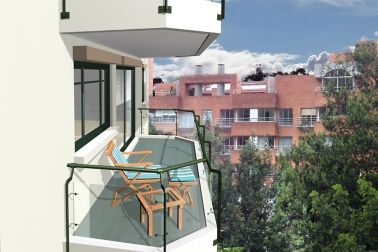 Make it pro Balcony