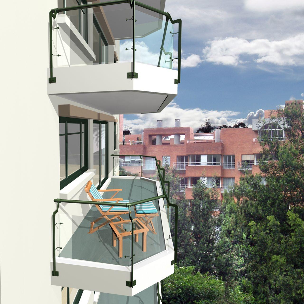 Make it pro Balcony