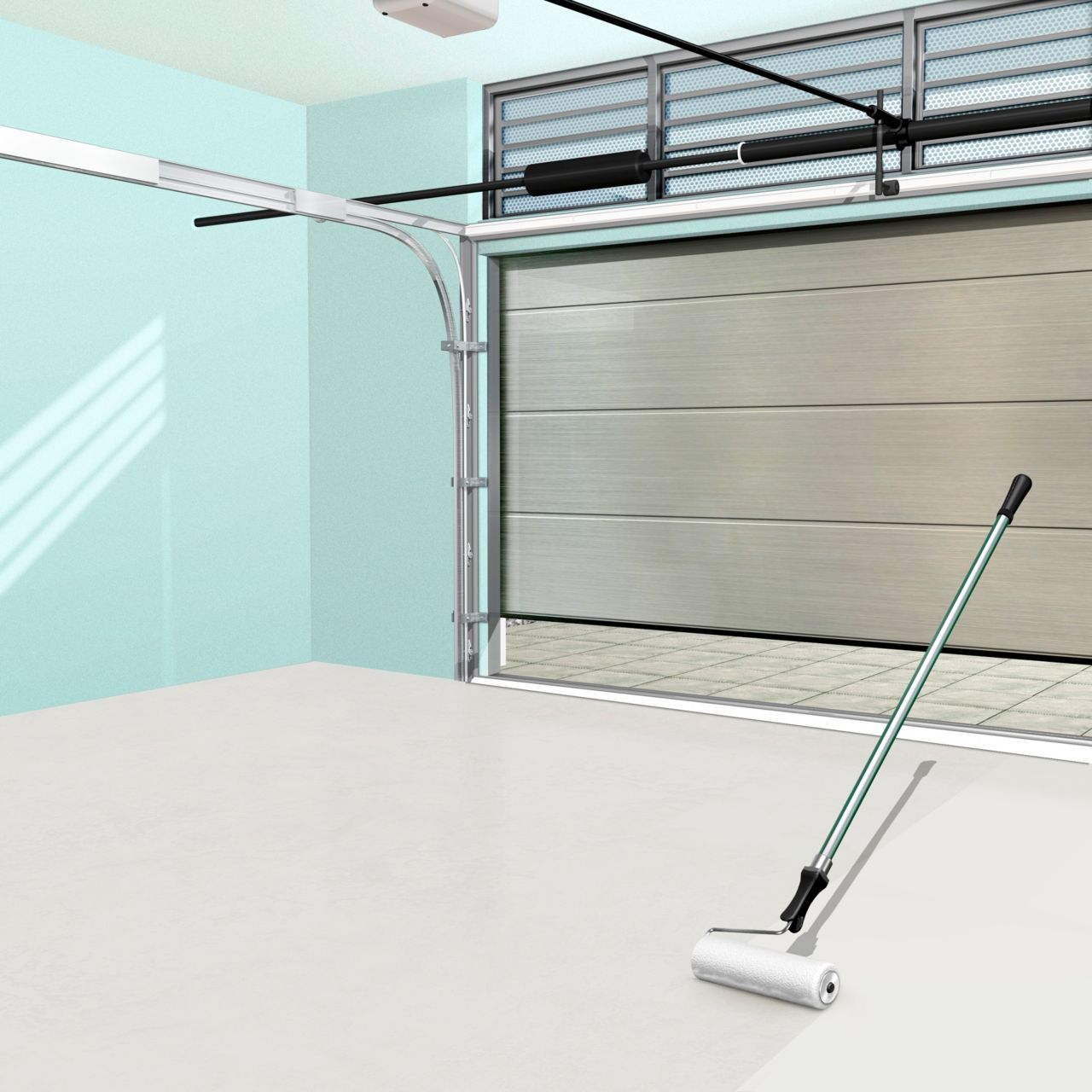 Make it pro garage floor