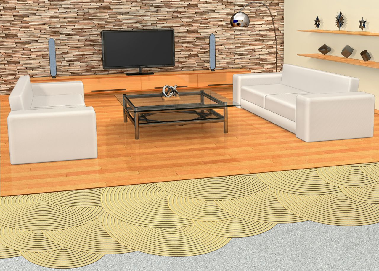 Make it pro wood floor