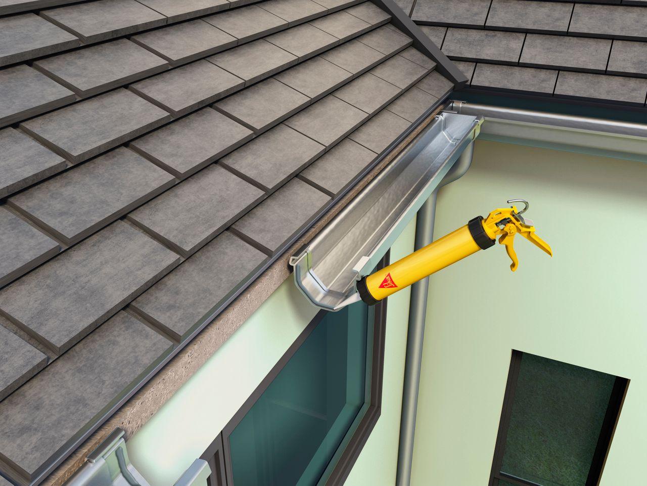 Make it pro roof gutters