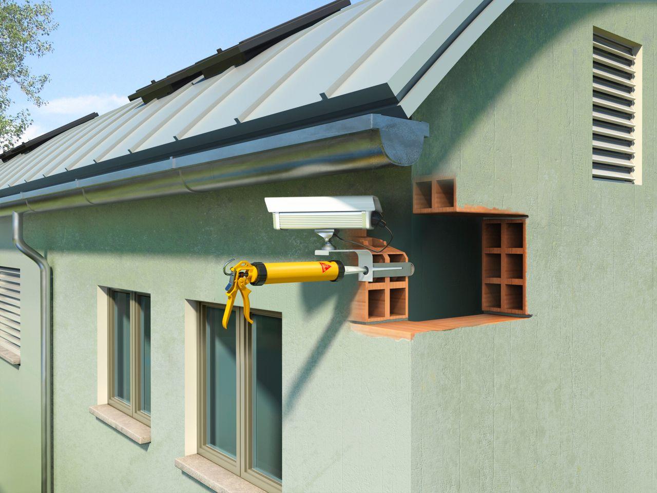 Make it pro facade anchoring