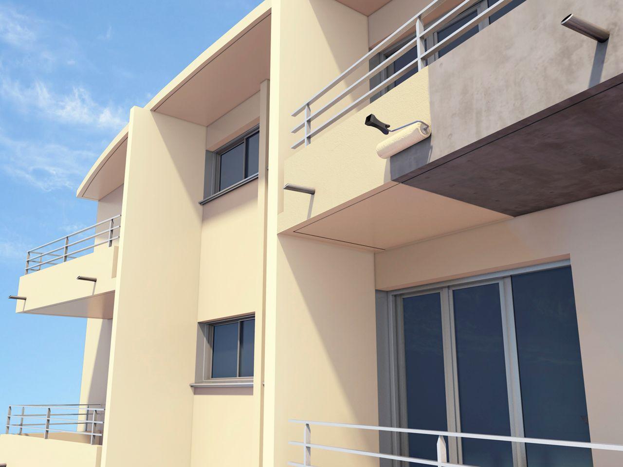 Make it pro facade coating