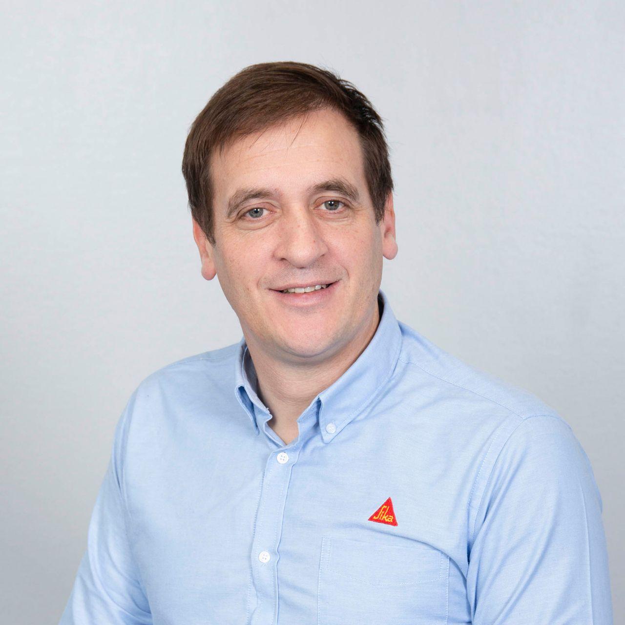 Alan McCann - Roofing Technical Advisor
