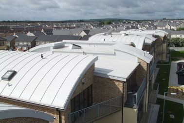 IE-Roofing-Cold roof-Sika-Trocal Type S