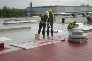 IE-Roofing-Liquid Applied