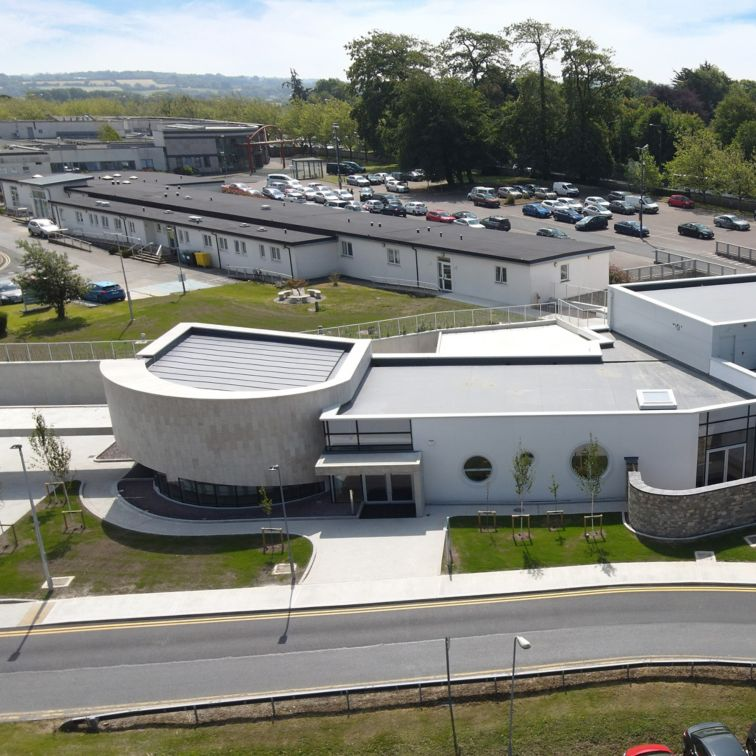 New Mortuary at University Hospital in Waterford