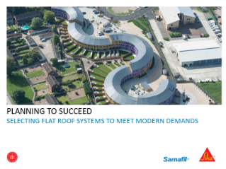 IE-Sarnafil-Single Ply Roofing-RIBA CPD