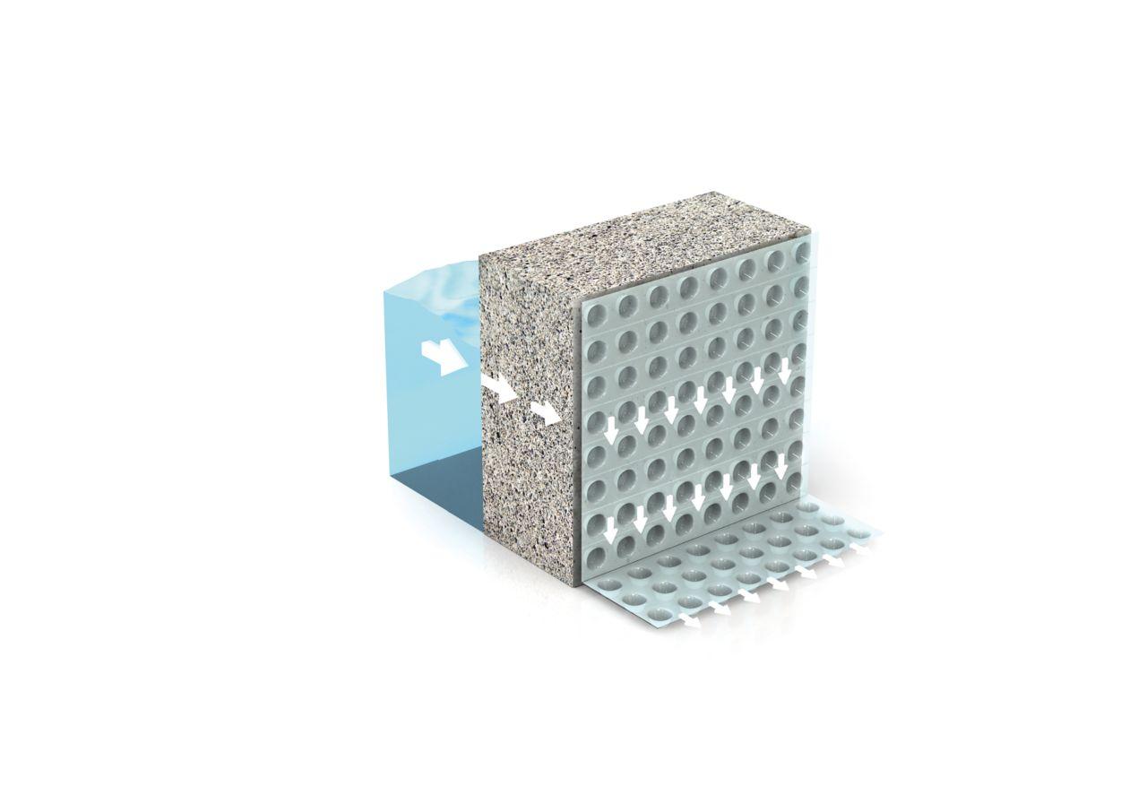 Waterproofing-Type C Internal