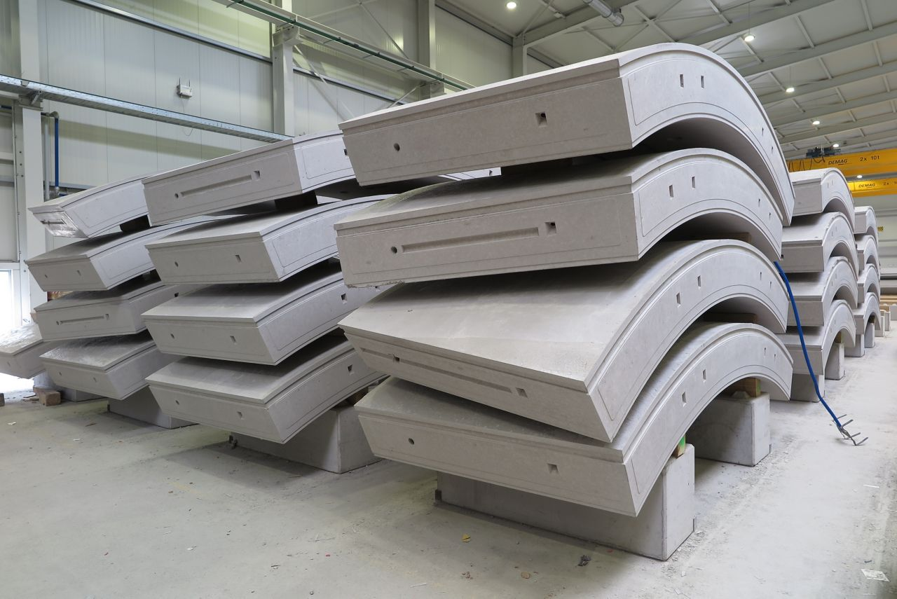 Wet Precast Concrete