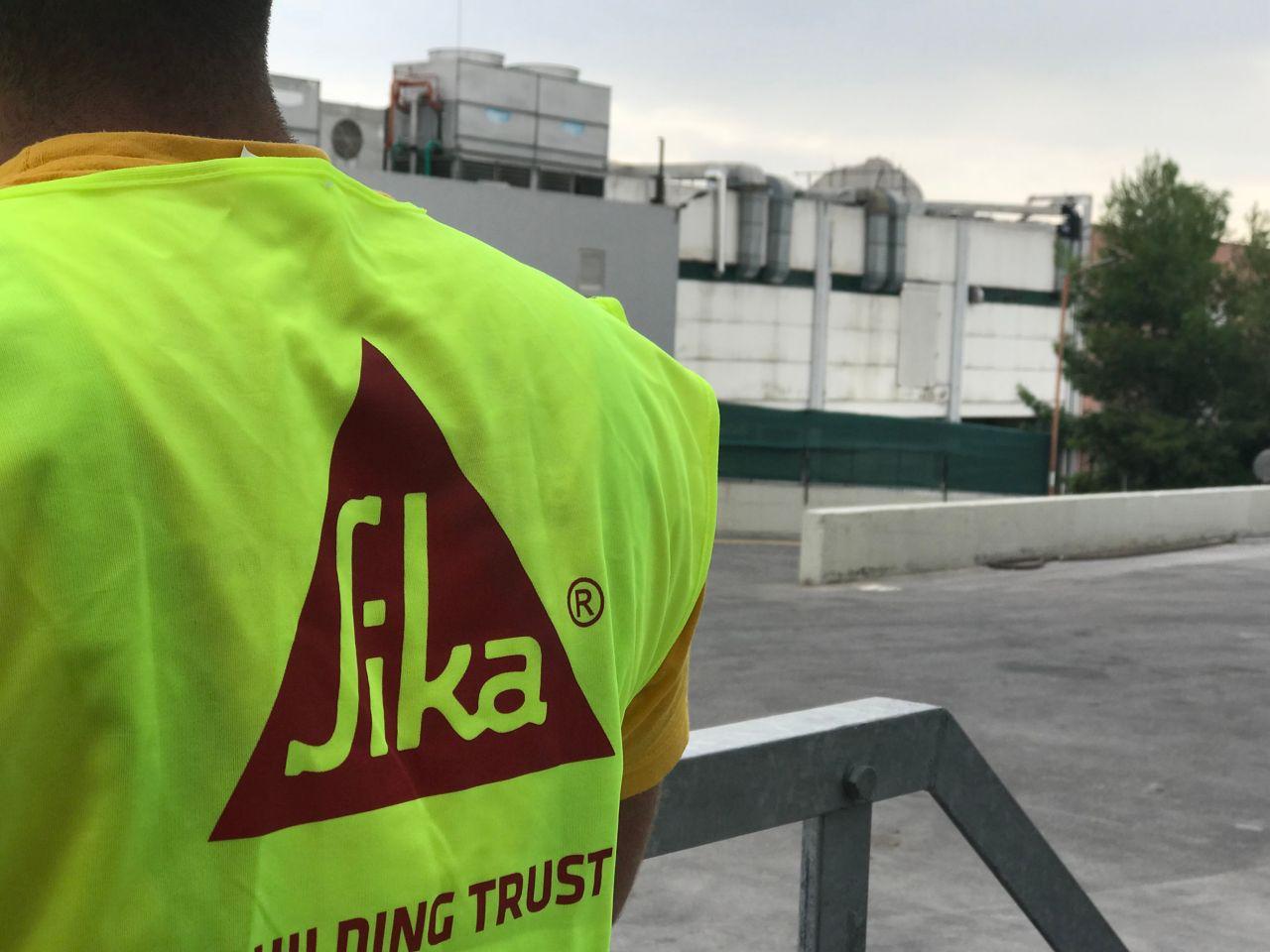 Τεχνική εξυπηρέτηση Sika Hellas