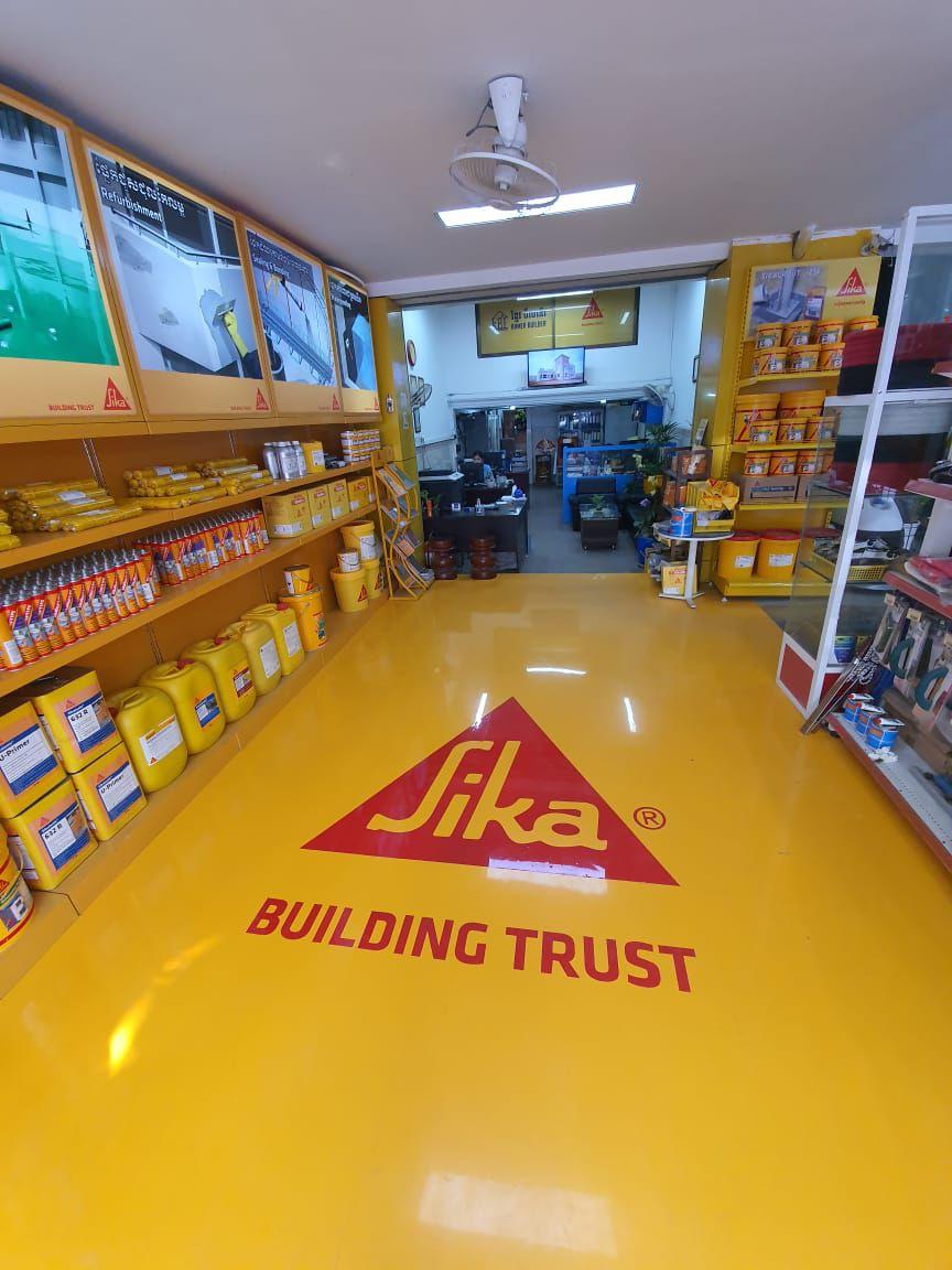 Khmer Builder shop