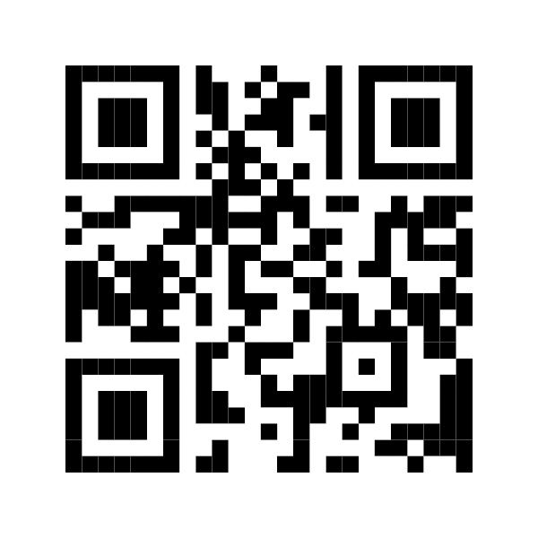 QR Code to Download Sika Product Finder App for iOS