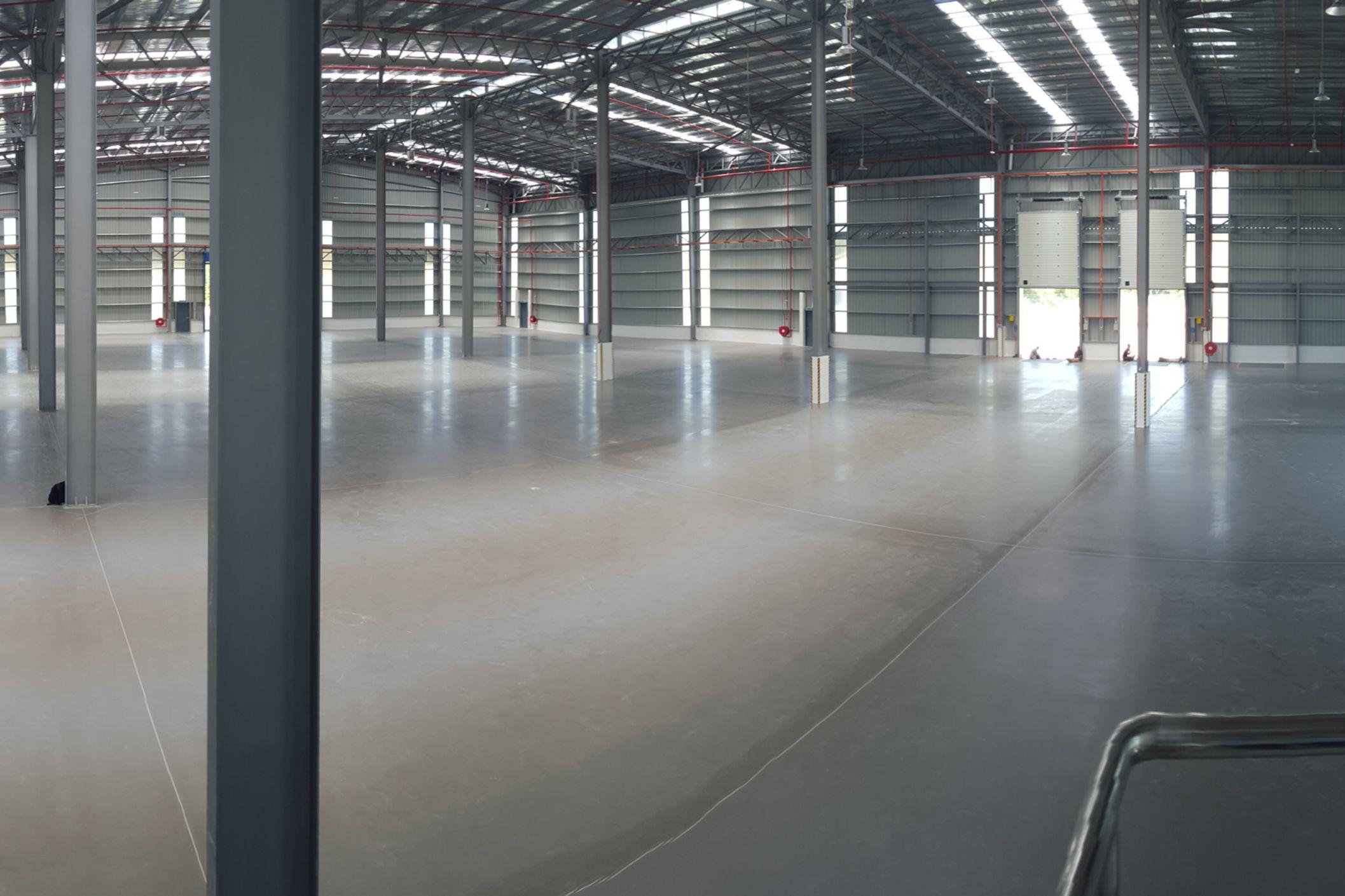 Schuetz Factory Flooring