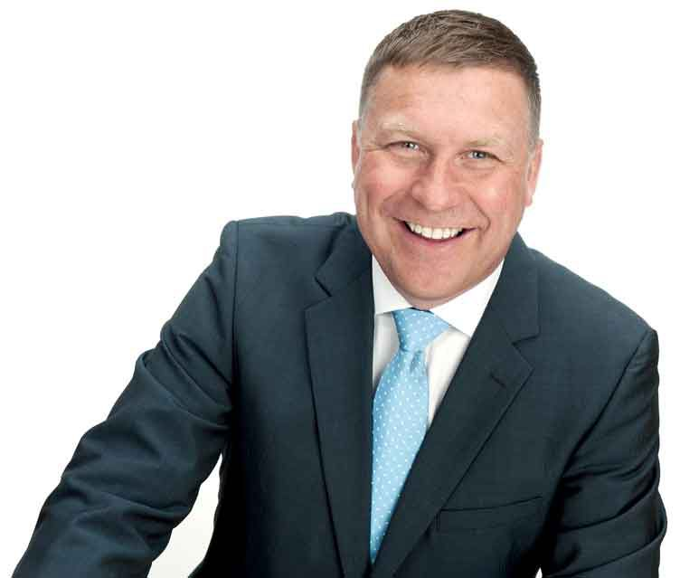 Martin Keller, Gerneal Manager, Sika Switzerland