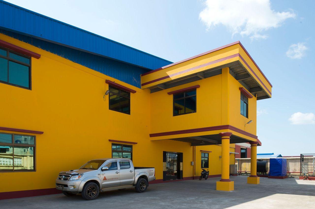 Sika Myanmar Office Building