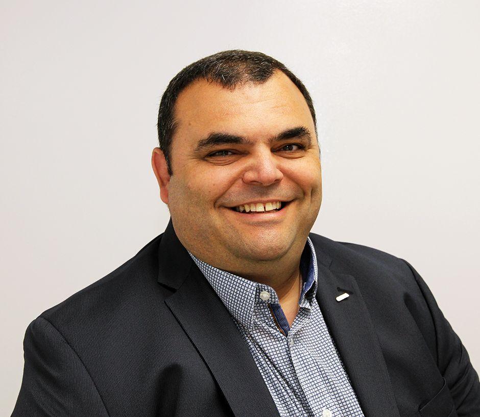 Naji-Ghanem VP Human Ressources