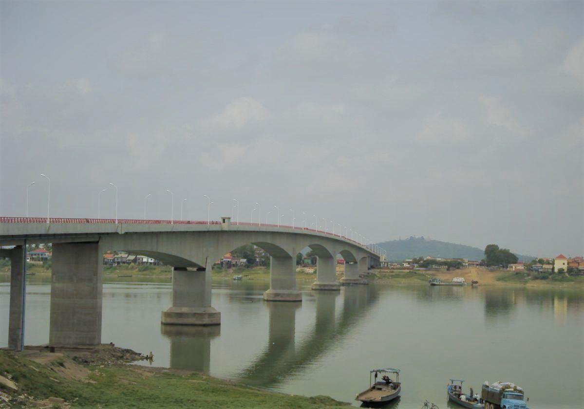 Prek Kdam Bridge