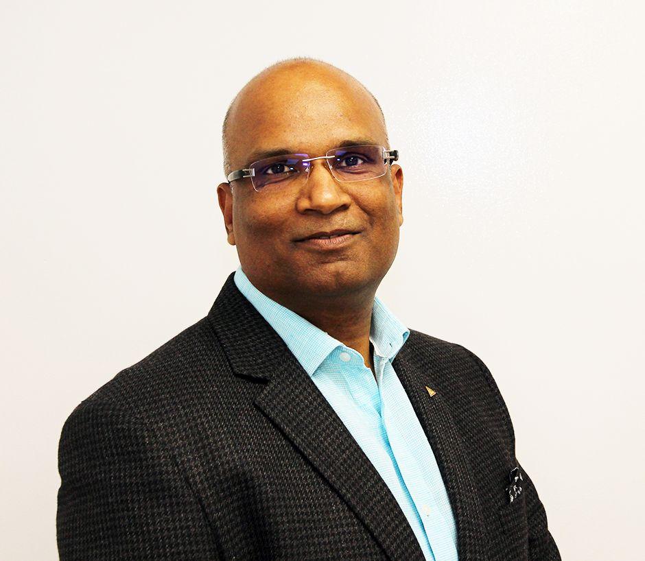 Puneet Gupta VP finance administration