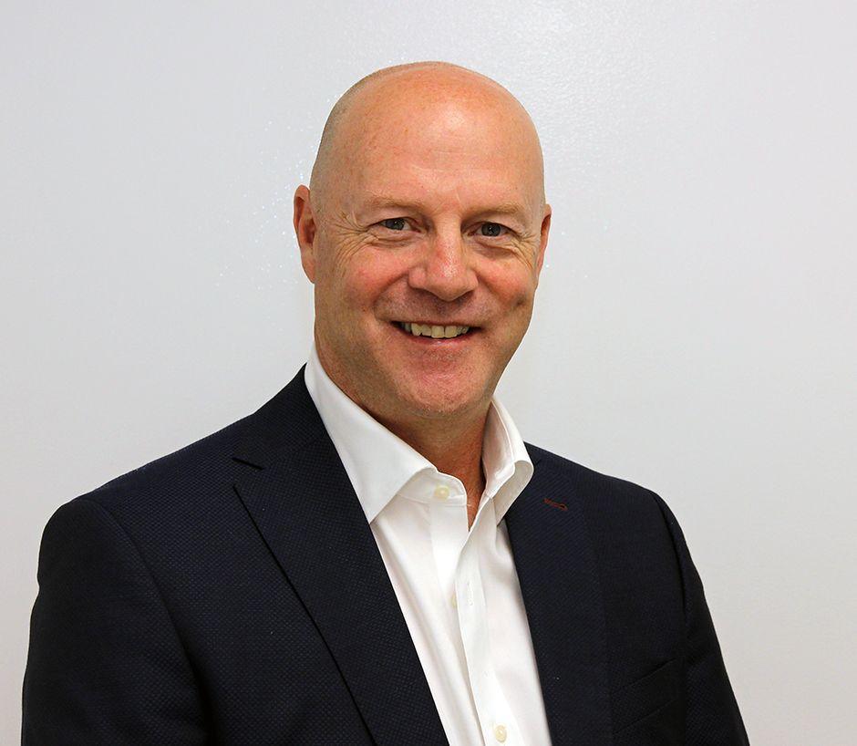 Richard Aubertin General Manager Sika Canada