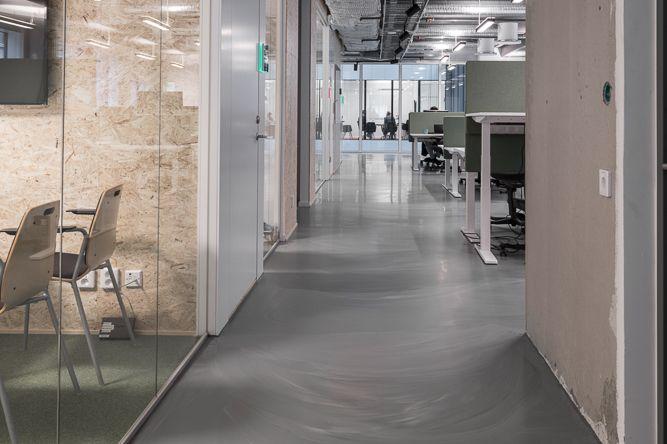 SAW. Flooring. Comfortfloor.