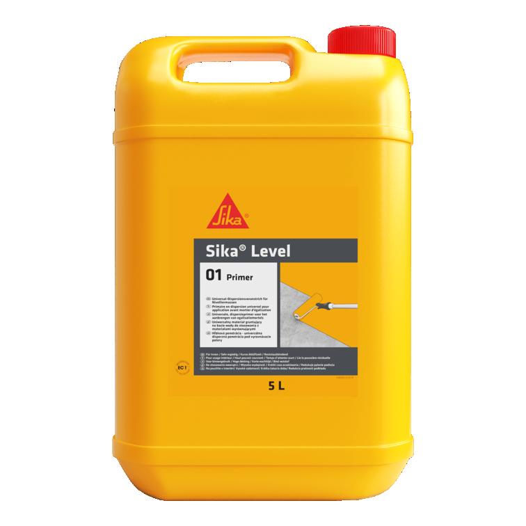 Sika® Level-01 Primer | Primário acrílico para selagem Cerâmicos | Ideias e soluções para Cerâmicos Sika Consigo