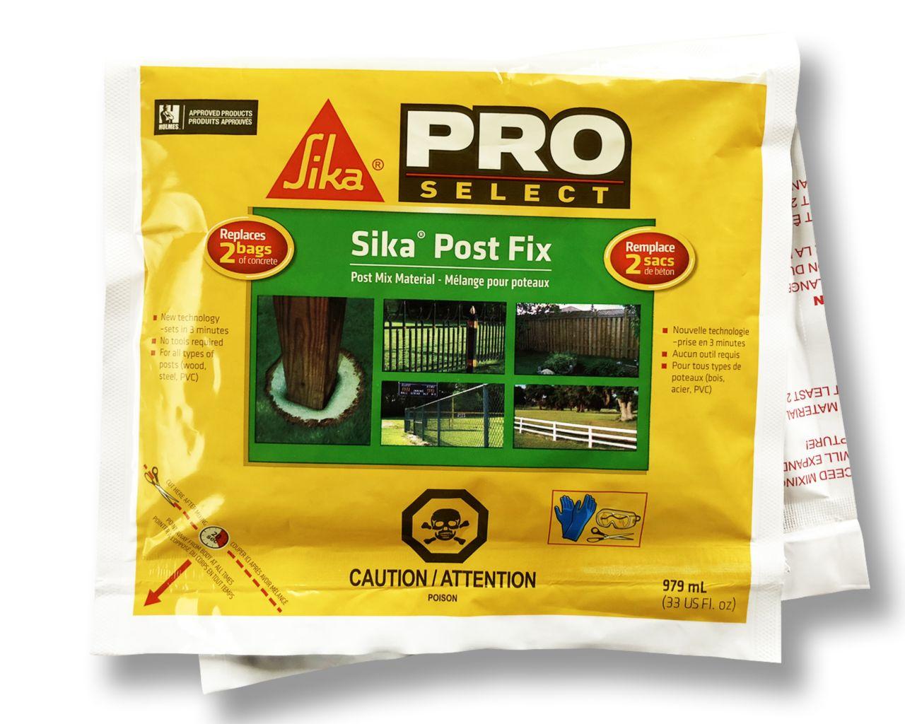 Sika Post Fix