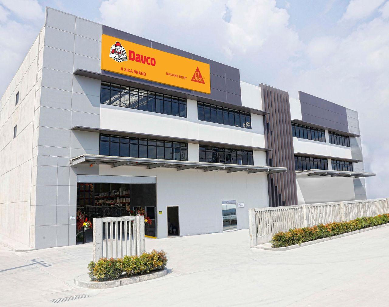 Sika Taguig Office
